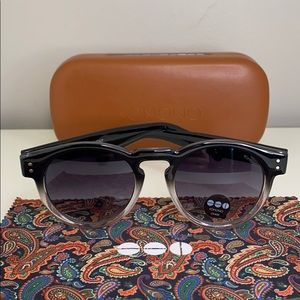 Komono New Sunglasses Clement Paisley